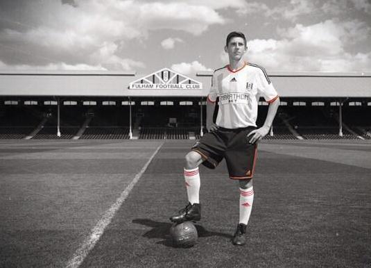 New Fulham FC Home Shirt 14 15