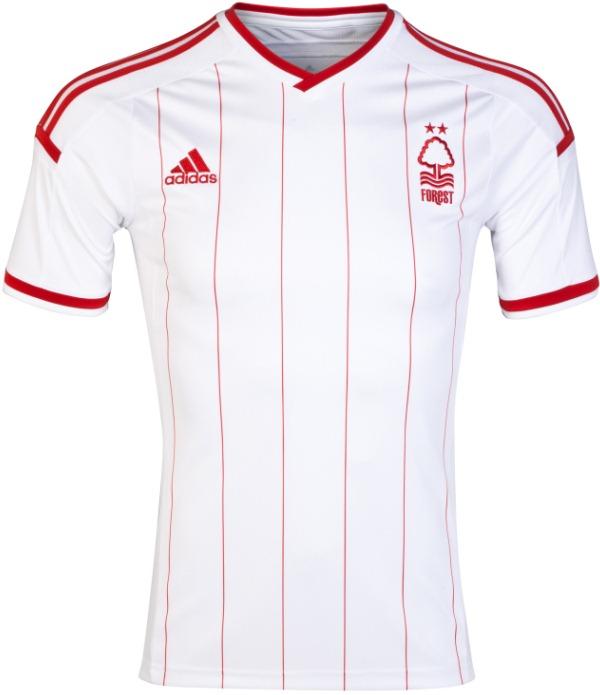 New NFFC Away Shirt 14 15