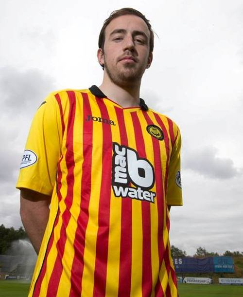 New Partick Thistle Home Kit 2014 15