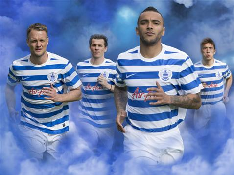 New QPR Home Kit 14 15