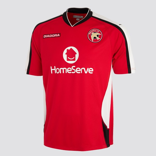 New Walsall Home Kit 2014 15