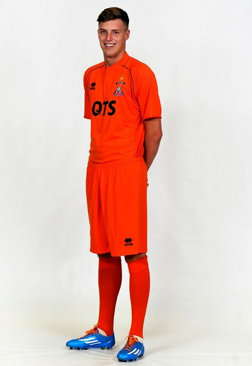 Orange Kilmarnock Top 2014 2015