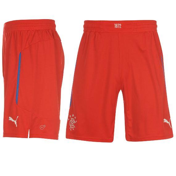 Rangers FC Shorts 2014 2015