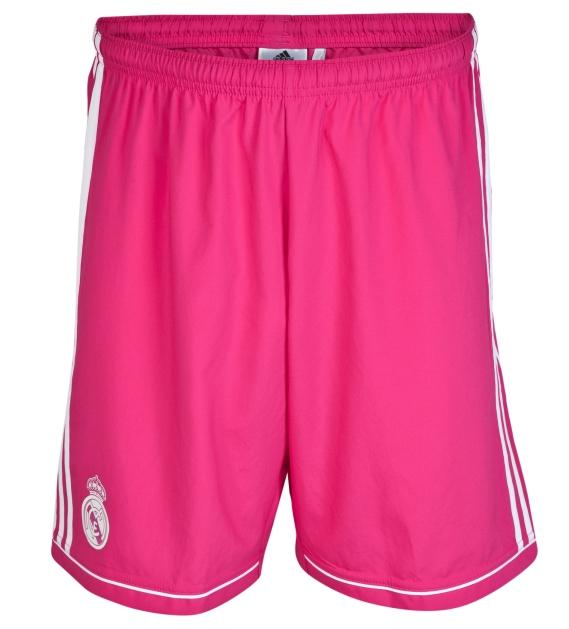 Kits 14 15 adidas real madrid home fuchsia away gk jerseys 2014 2015
