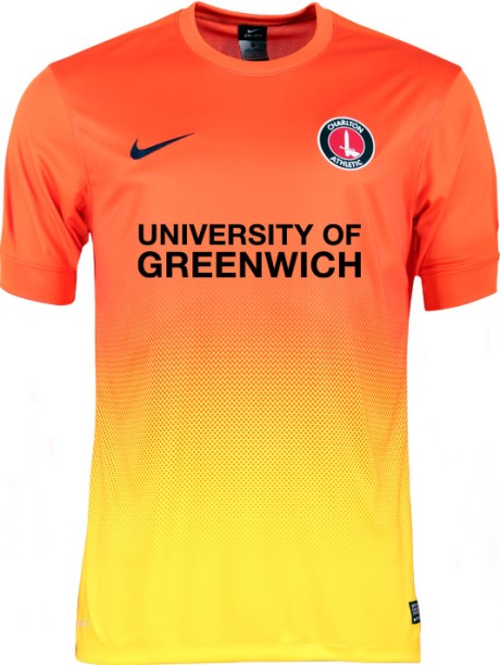 Barcelona Charlton Third Kit