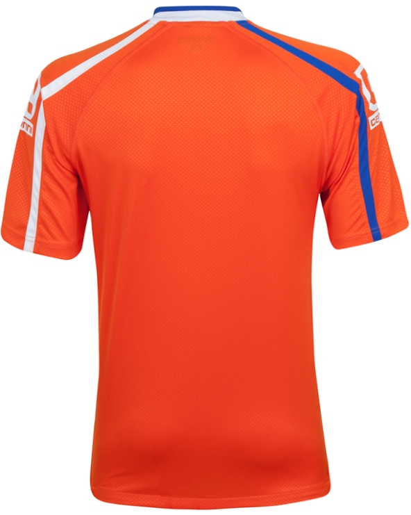 Birmingham City Orange Shirt Back