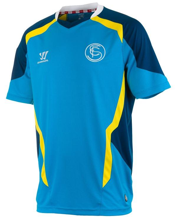New Sevilla Kits 14/15- Warrior Sevilla FC Home and Blue Away Shirt 2014/15