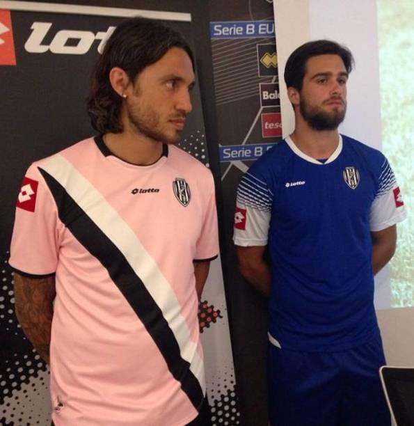 Cesena Football Shirt 2014 15