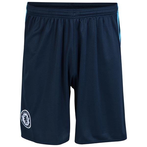 Chelsea Third Shorts 2014 15