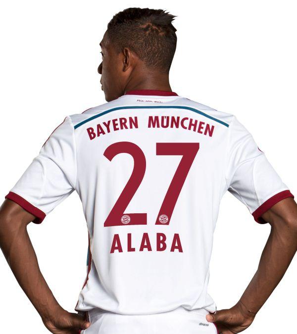 Jersey Bayern Away 2015