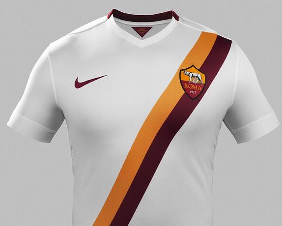 Jersey Roma Away 2015