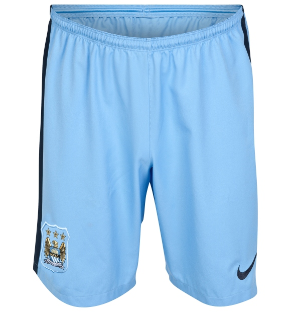 Manchester City Shorts 2014 2015