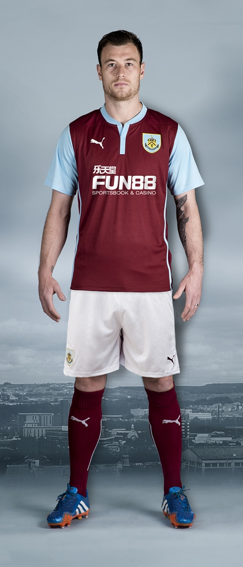 New Burnley Kits 14/15- Burnley FC Puma Black Away Shirt ...