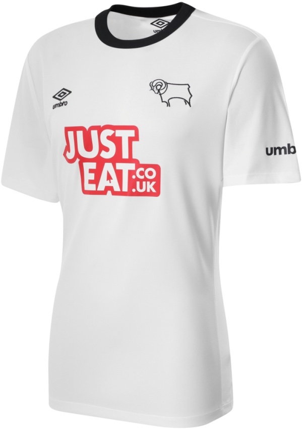 New Derby County Home Kit 14/15- Umbro DCFC Home Shirt 2014/2015