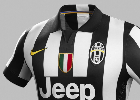 New Juve Home Kit 14 15