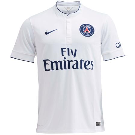 New PSG Away Kit 14 15