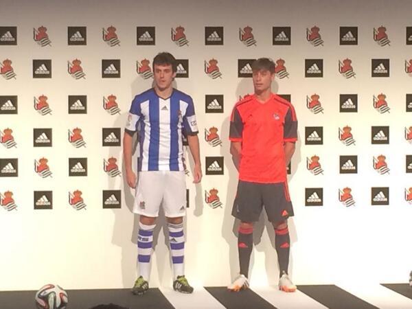 New Real Sociedad Kit 14 15