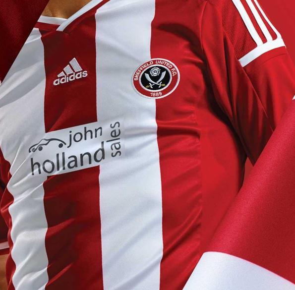 New Sheffield United Kit 14 15
