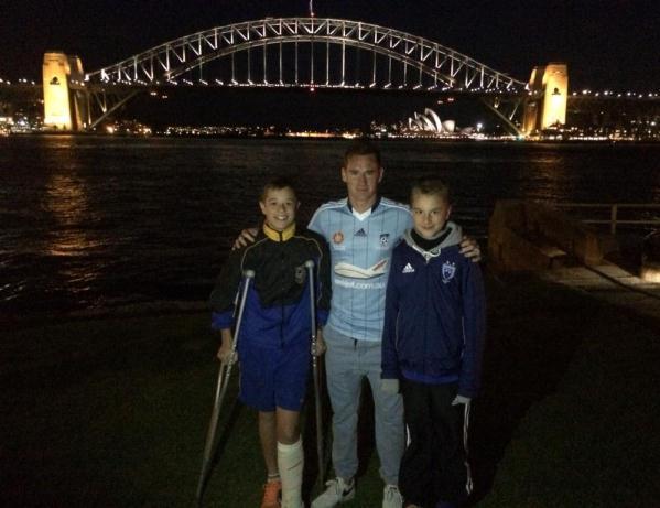 New Sydney FC Jersey 2014 2015