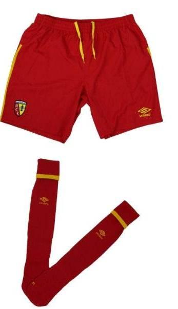 RC Lens Shorts and Socks