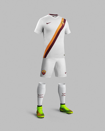 Roma Away Maglie 2014 15