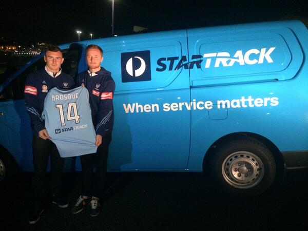 Star Track Sydney FC