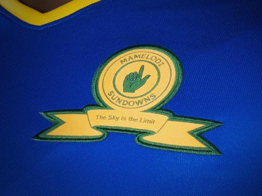 Sundowns FC Away Kit 14 15