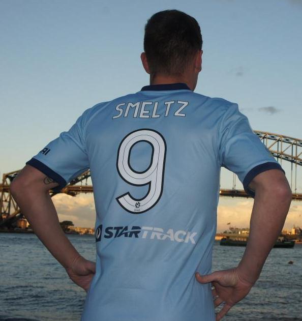Sydney FC A League Shirt