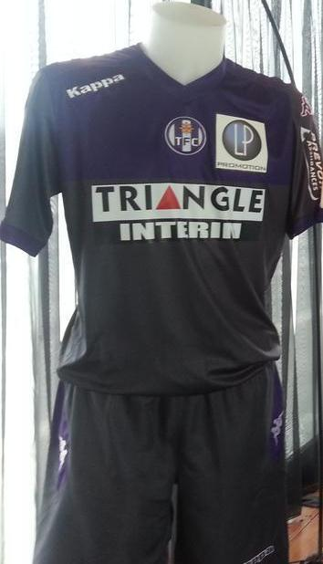 Toulouse FC Third Jersey 14 15