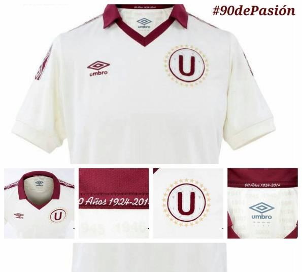 Universitario Kit 2014 15