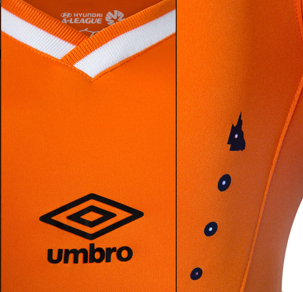 Brisbane Roar Kit 14 15