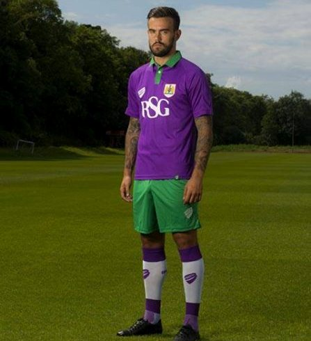 Bristol City Third Kit 2014 15