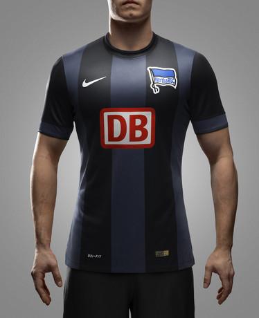 Hertha BSC Away Trikot 2014 2015