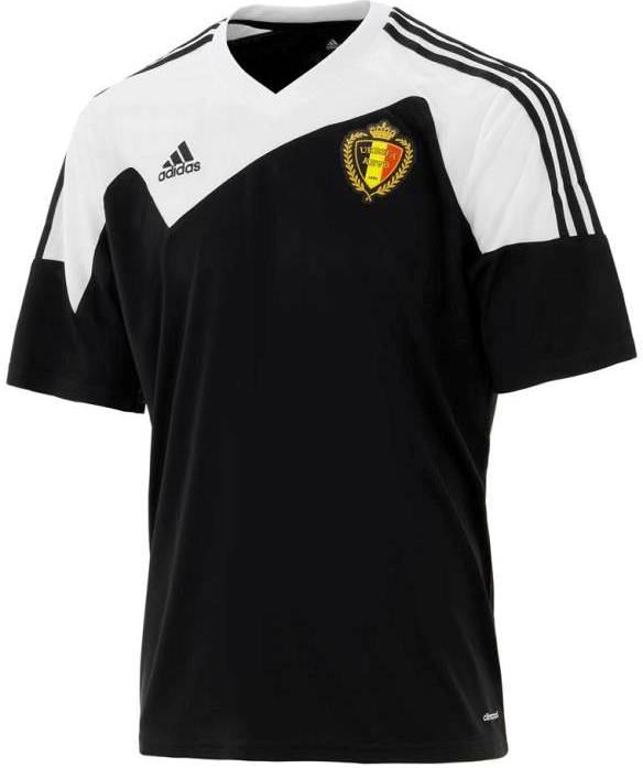 New Belgium Away Kit Adidas 2014 15