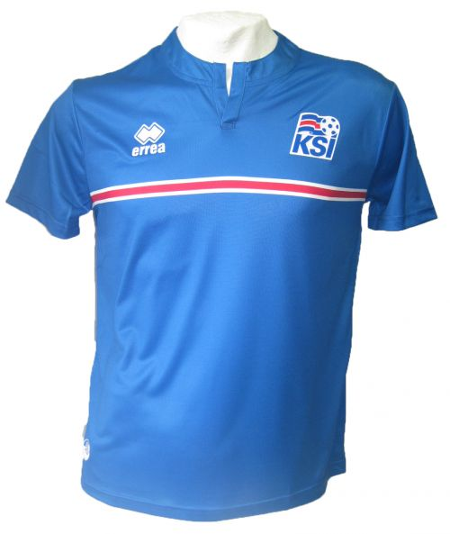 New Iceland Jersey 2014 2015