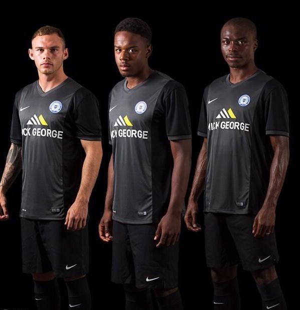 New Peterborough United Away Shirt 2014 15