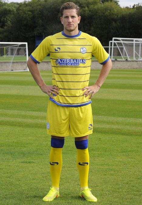 New Sheffield Wednesday Away Kit 2014 15