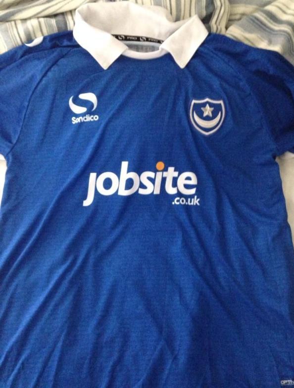 Pompey Pals Shirt 2014 15