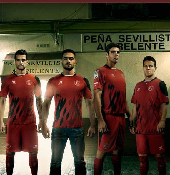 Sevilla Third Kit 14 15