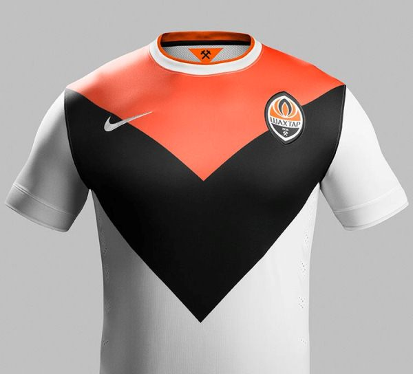 Shakhtar Donetsk Alternate Shirt 14 15