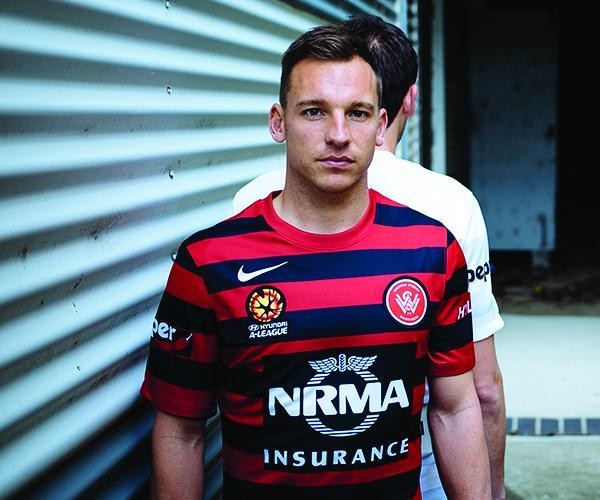 Western Sydney Wanderers Jersey Empat Lima Nike New Wsw A League Kits Empat Lima Home Away