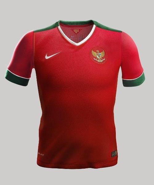 Jersey Indonesia Nike 2014 2015