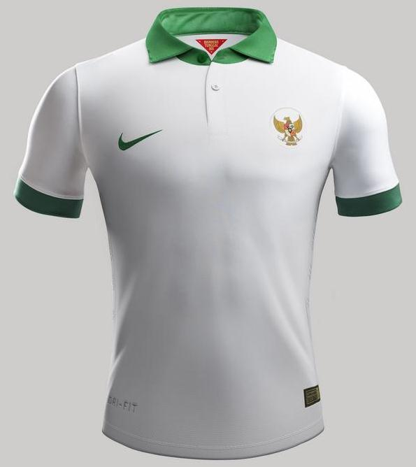 New Indonesia Away Shirt 2014 15