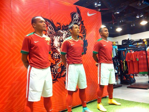 New Indonesia Home Kit 14 15
