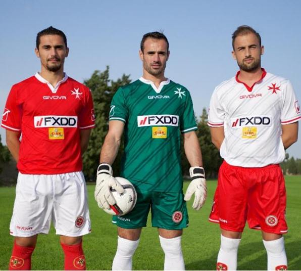 New Malta Kit 2014 16