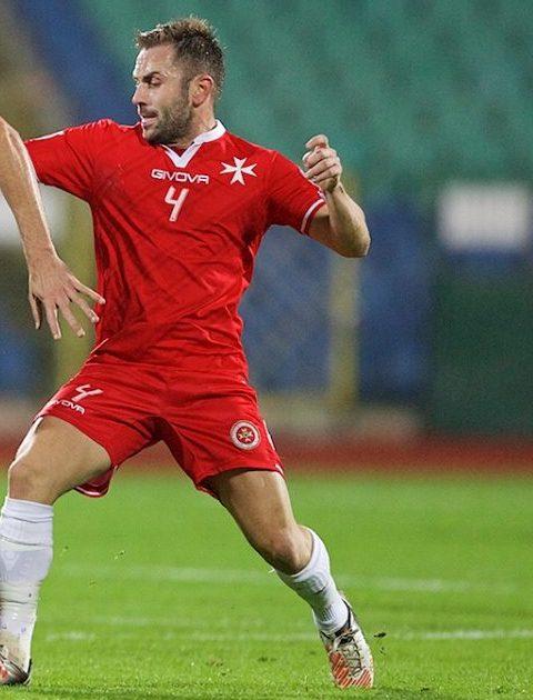 New Malta Soccer Jersey 2015
