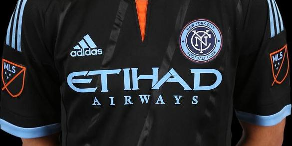 New York City FC Away Jersey 2015