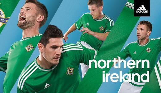 Northern Ireland Home Shirt 2015