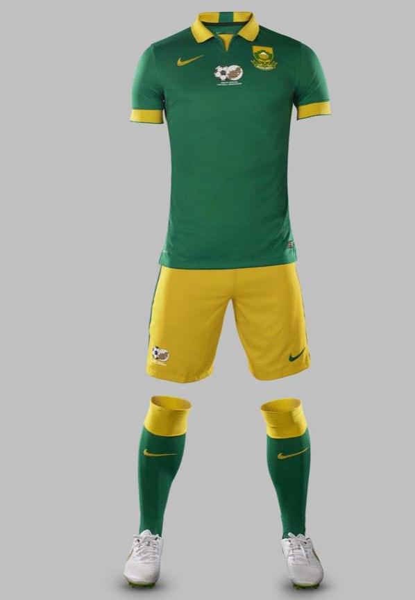 Bafana Away Kit 2015 2016