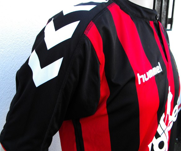 New Bohemians 2015 Home Jersey- Hummel Bohs Kit 2015 League of Ireland